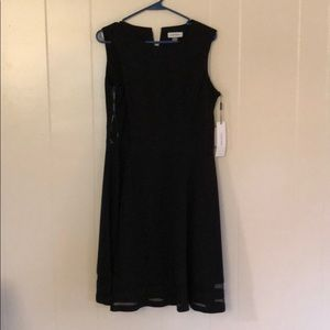 ✨New With Tags✨Calvin Klein Black Dress